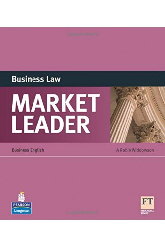 Market Leader - Business Law: Course book