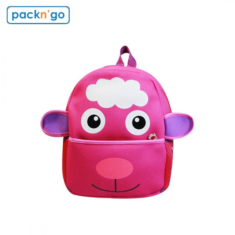 Balo trẻ Pack n' Go - Cừu Hồng