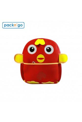 Balo trẻ em Pack n' Go - Gà Đỏ