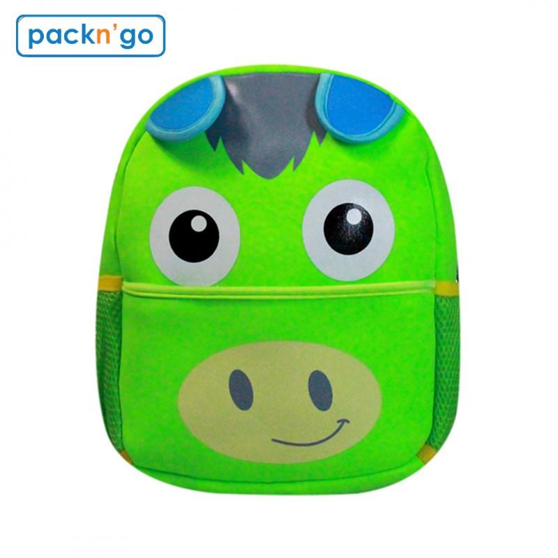 Balo trẻ em Pack n' Go - Ngựa Xanh