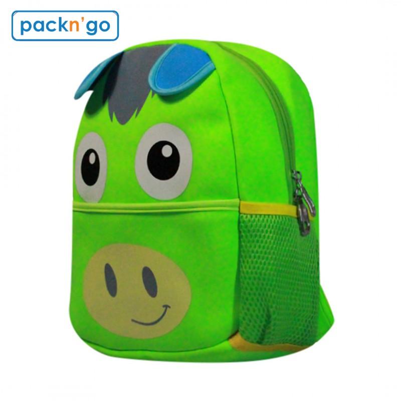 Balo trẻ em Pack n' Go - Cọp xanh
