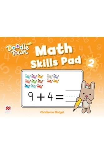 Doodle Town 2: Math Skills Pad