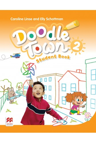 Doodle Town 2: Student Book Pack