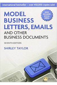 Model Business Letters, Email and Other Business Document