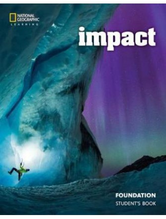 Impact (BrE) Foundation: Student Book with Online Workbook