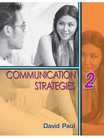 Communication Strategies B2: Text