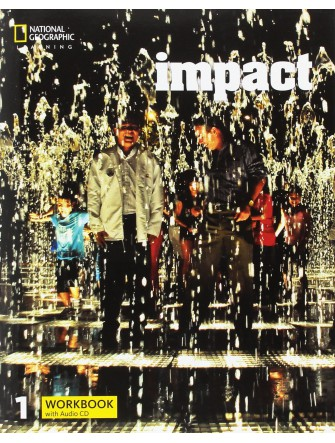 Impact (BrE) 1: Workbook with Workbook Audio CD