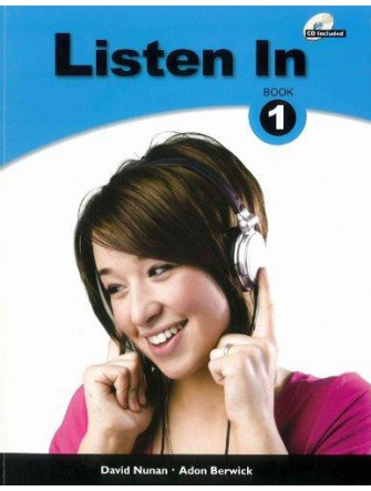 Listen In (Asia Ed.) 1: Student Book with Audio CD