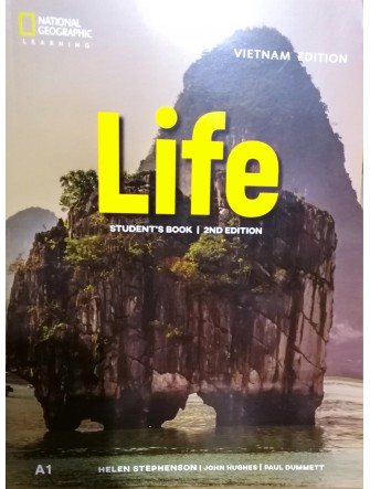 Life (BrE) (2 Ed.) A1: Student Book with Code Online Workbook