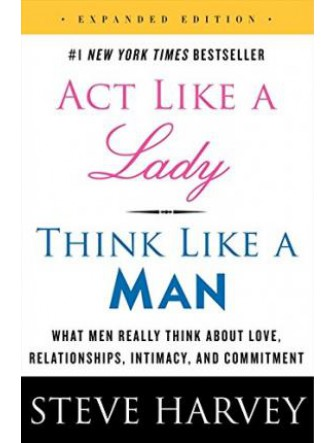 Act Like A Lady, Think Like A Man, Expanded Edition Intl:What Men