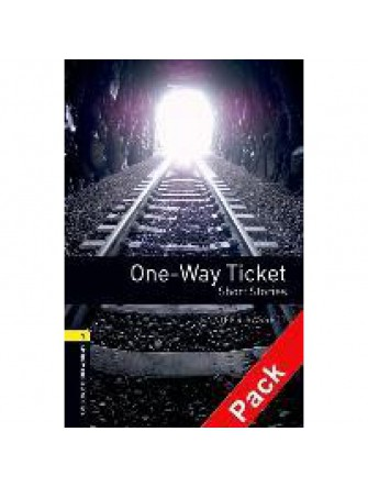 Oxford Bookworms Library (3 Ed.) 1: One-Way Ticket - Short Stories Audio CD Pack