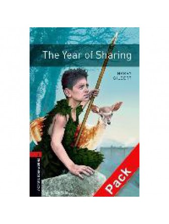 Oxford Bookworms Library (3 Ed.) 2: The Year of Sharing Audio CD Pack