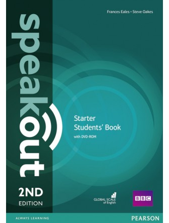 Speakout (2 Ed.) Starter: Student Book with DVD & Active Book