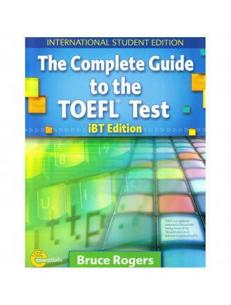 Complete guide to the TOEFL test writing: Text & CD