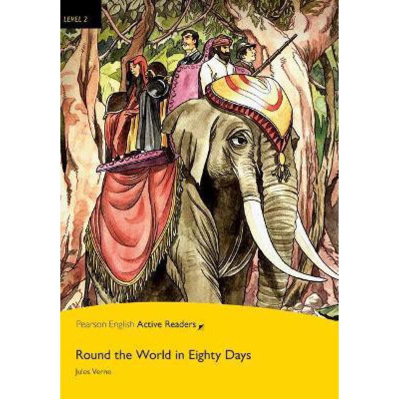 Round the World in 80 Days Level 2