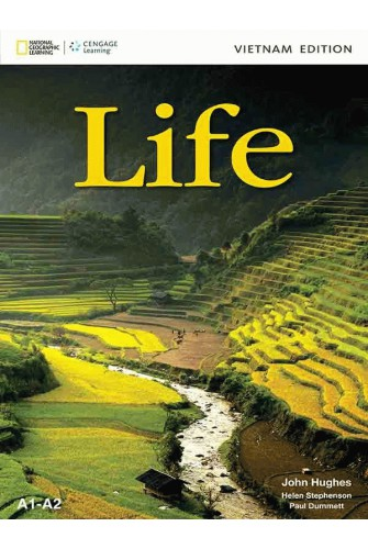 Life A1-A2 student book with online workbook