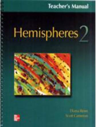 Hemispheres 2: Teacher Book