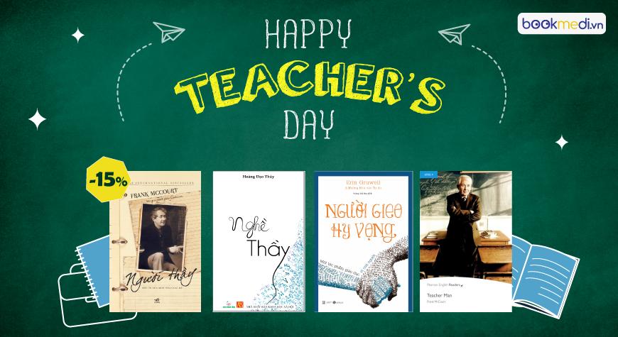 Happy teacher day